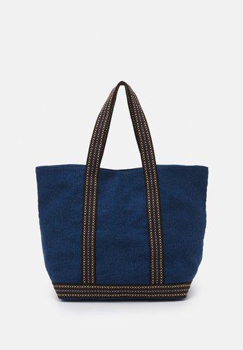 CABAS - Shopping bag - indigo