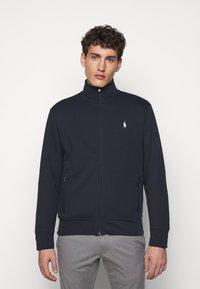 Polo Ralph Lauren - veste en sweat zippée - aviator navy - 0