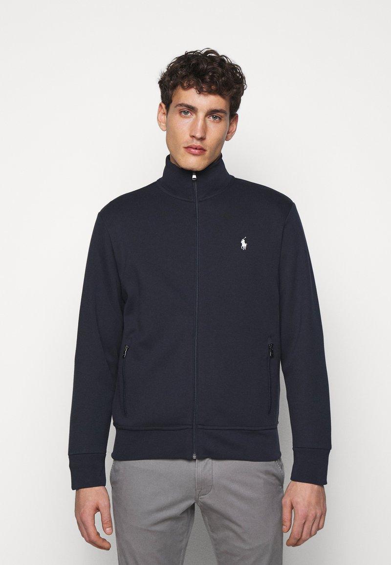 Polo Ralph Lauren - veste en sweat zippée - aviator navy