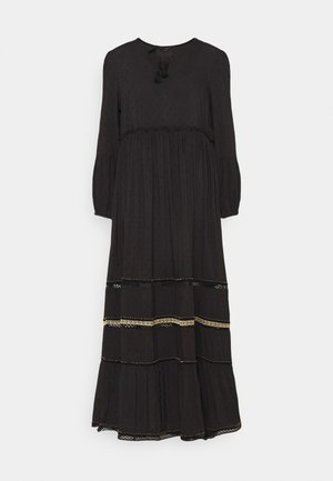 AMEERA DRESS - Maxi dress - black