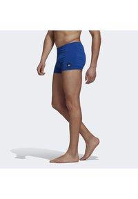 adidas Performance - PRO SOLID SWIM BOXERS - Bañador - blue - 2