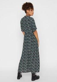 Pieces - Maxi dress - black - 2