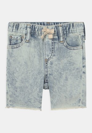 TODDLER BOY - Denim shorts - light-blue denim