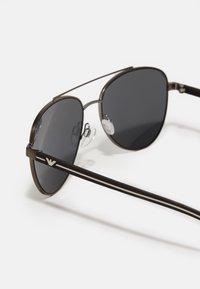 Emporio Armani - Sunglasses - matte gunmetal - 3
