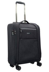 Stratic - FLOATING  - Wheeled suitcase - black - 3