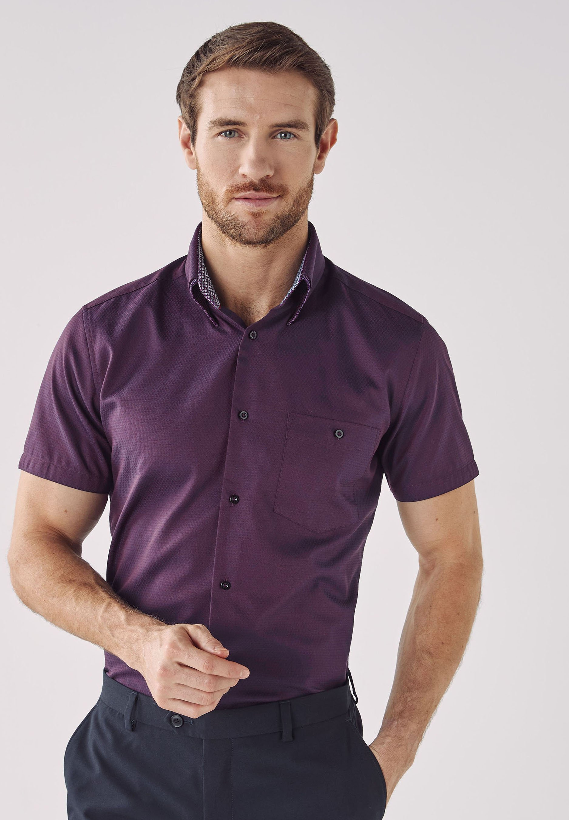 Homme DOUBLE COLLAR - Chemise