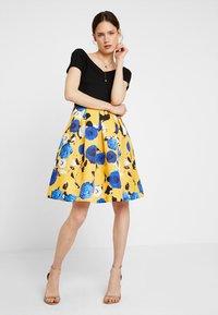 Anna Field - Robe d'été - blue/yellow - 1