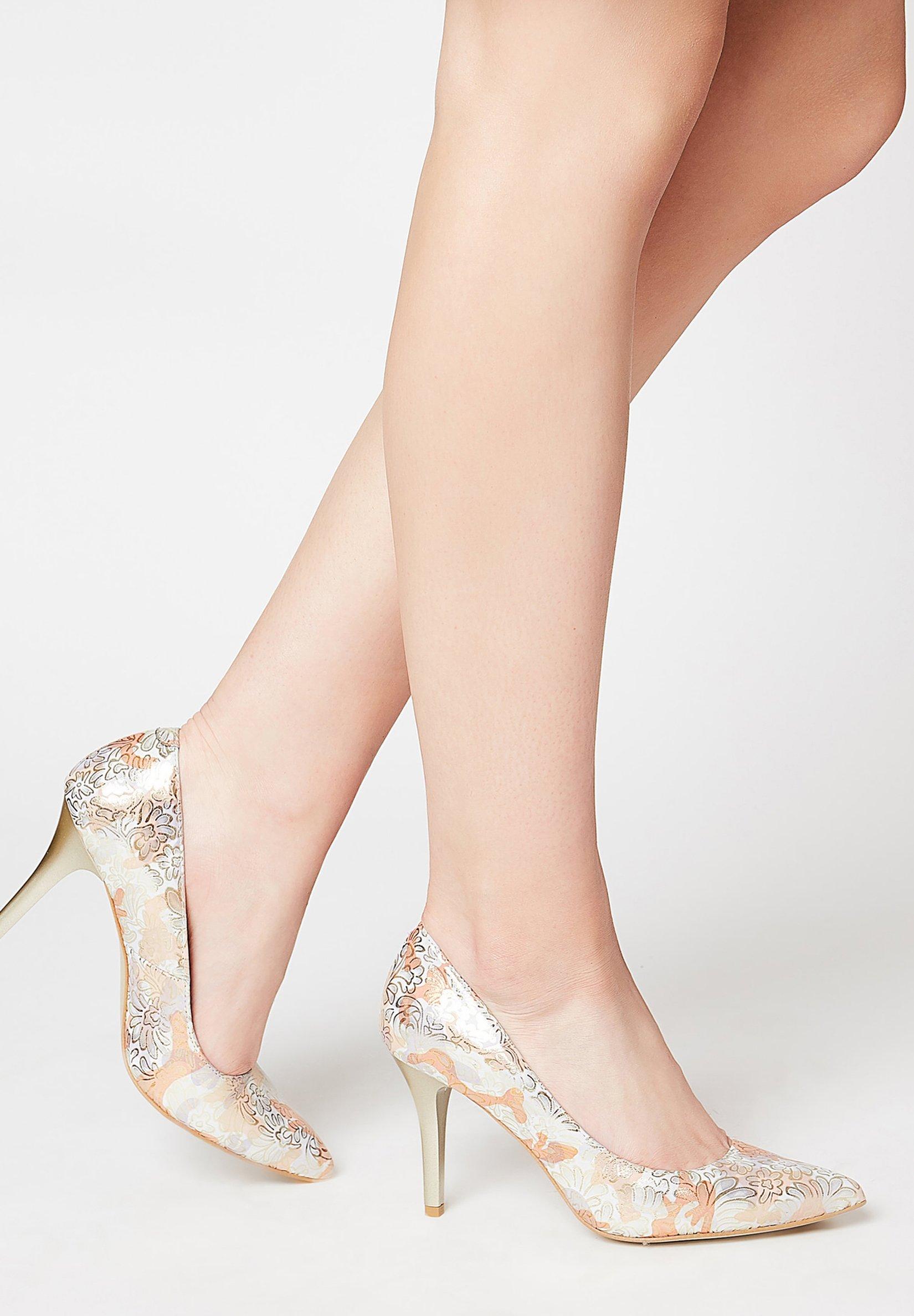 faina Escarpins à talons hauts - copper - Chaussures à talons femme Limité