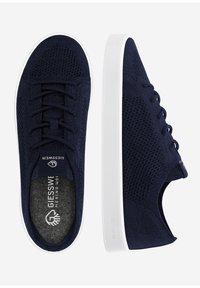 Giesswein - WOOL - Trainers - ocean blue - 3