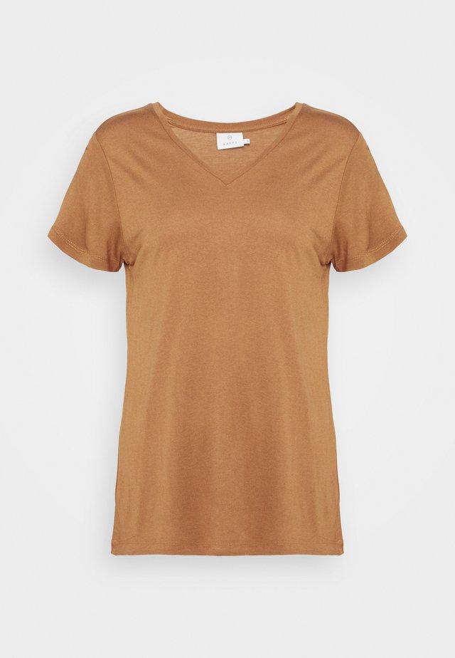 ANNA  - T-shirt basic - thrush