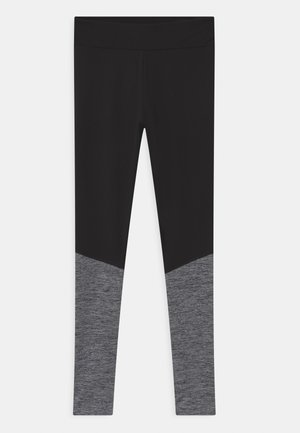 NKFTUVLA  - Leggings - black