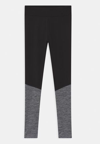 NKFTUVLA  - Leggings - Trousers - black