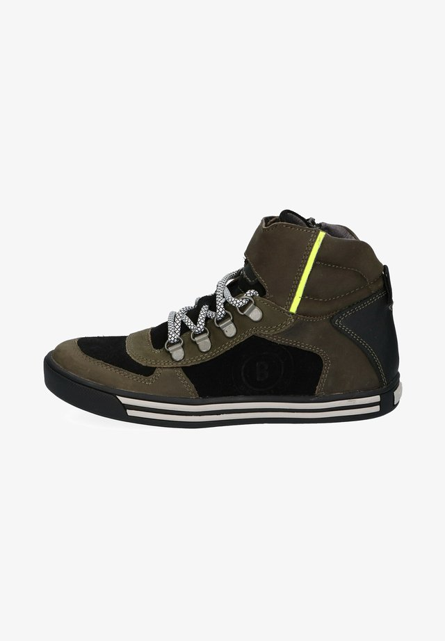 MIKEY MAURITZ  - Sneakers hoog - green