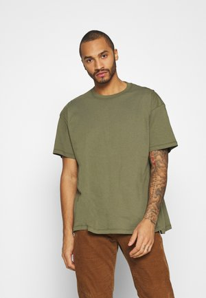 SHAPES BOX TEE UNISEX - Basic T-shirt - field surplus