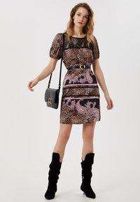 LIU JO - Day dress - animalier - 1