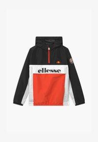 Ellesse - GARINOS - Jas - black/red - 0