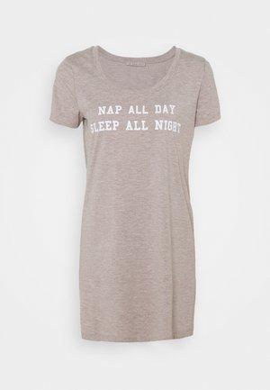 Camicia da notte - beige
