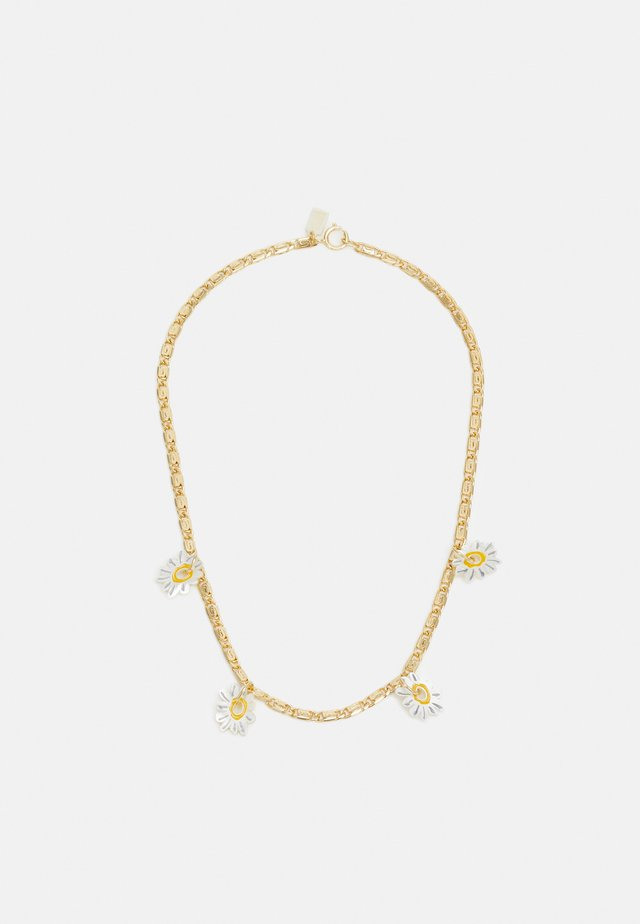 DAISY HOW HIGH NECKLACE - Collier - gold-coloured