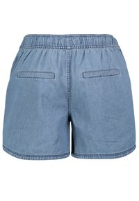 Sublevel - Denim shorts - middle-blue - 3