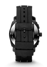 Fossil - Chronograph watch - black - 1