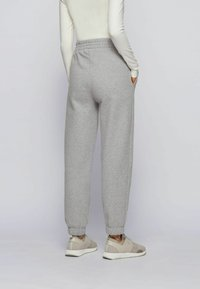 BOSS - Tracksuit bottoms - silver - 2