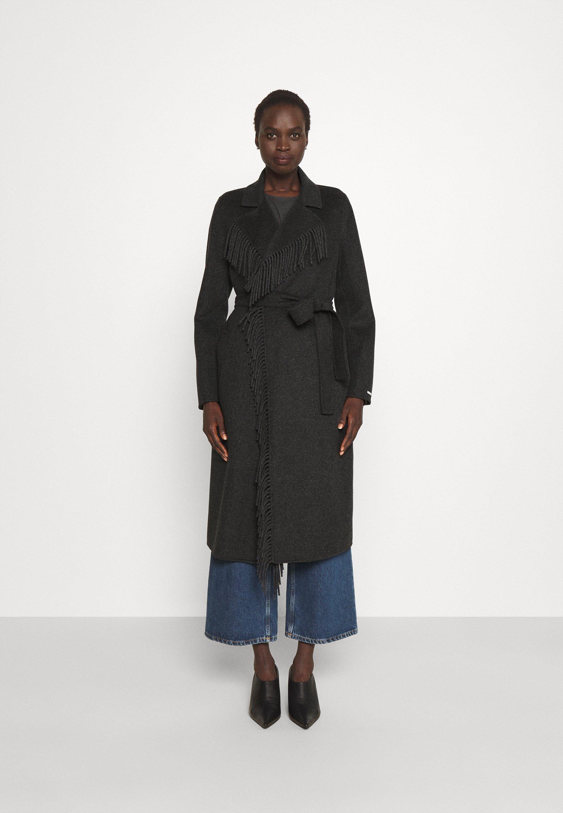 Women DEMIEN - Classic coat