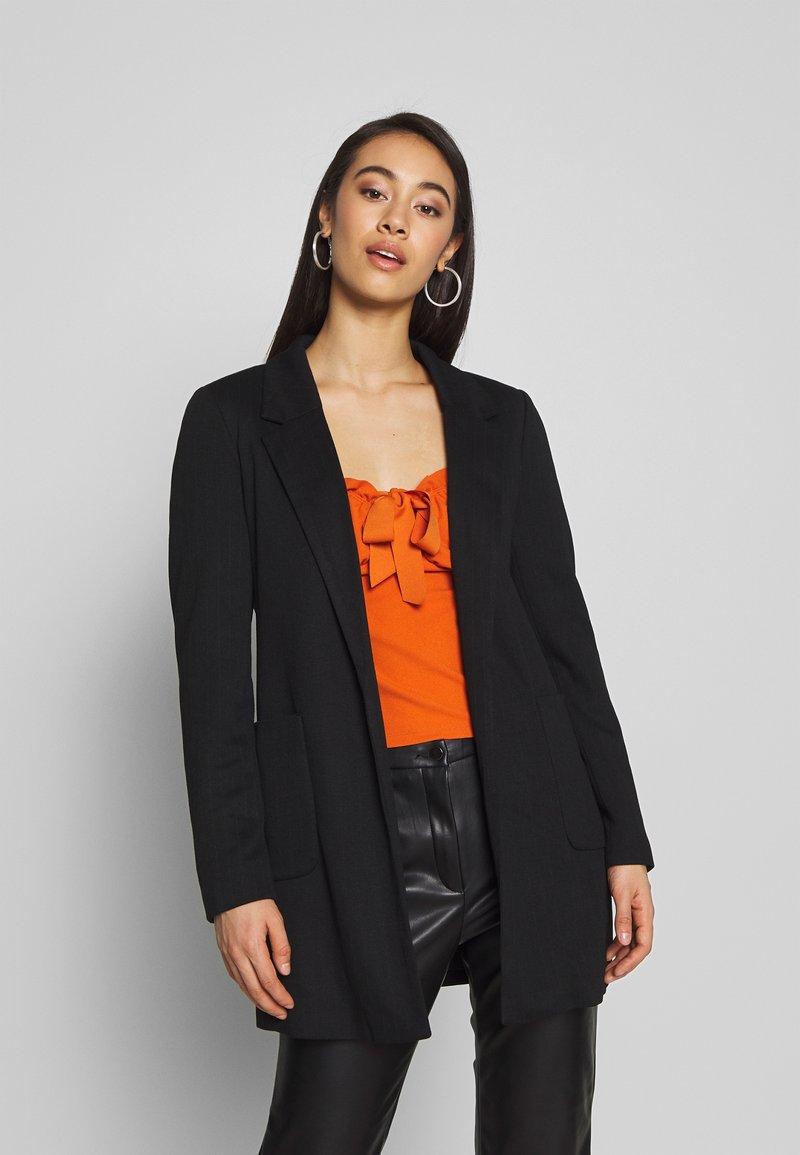 ONLY - ONLBAKER - Krátký kabát - black