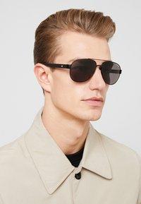 Mont Blanc - Sunglasses - black/grey - 1