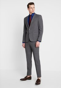 Calvin Klein Tailored - POPLIN STRETCH SLIM FIT - Formal shirt - blue - 1