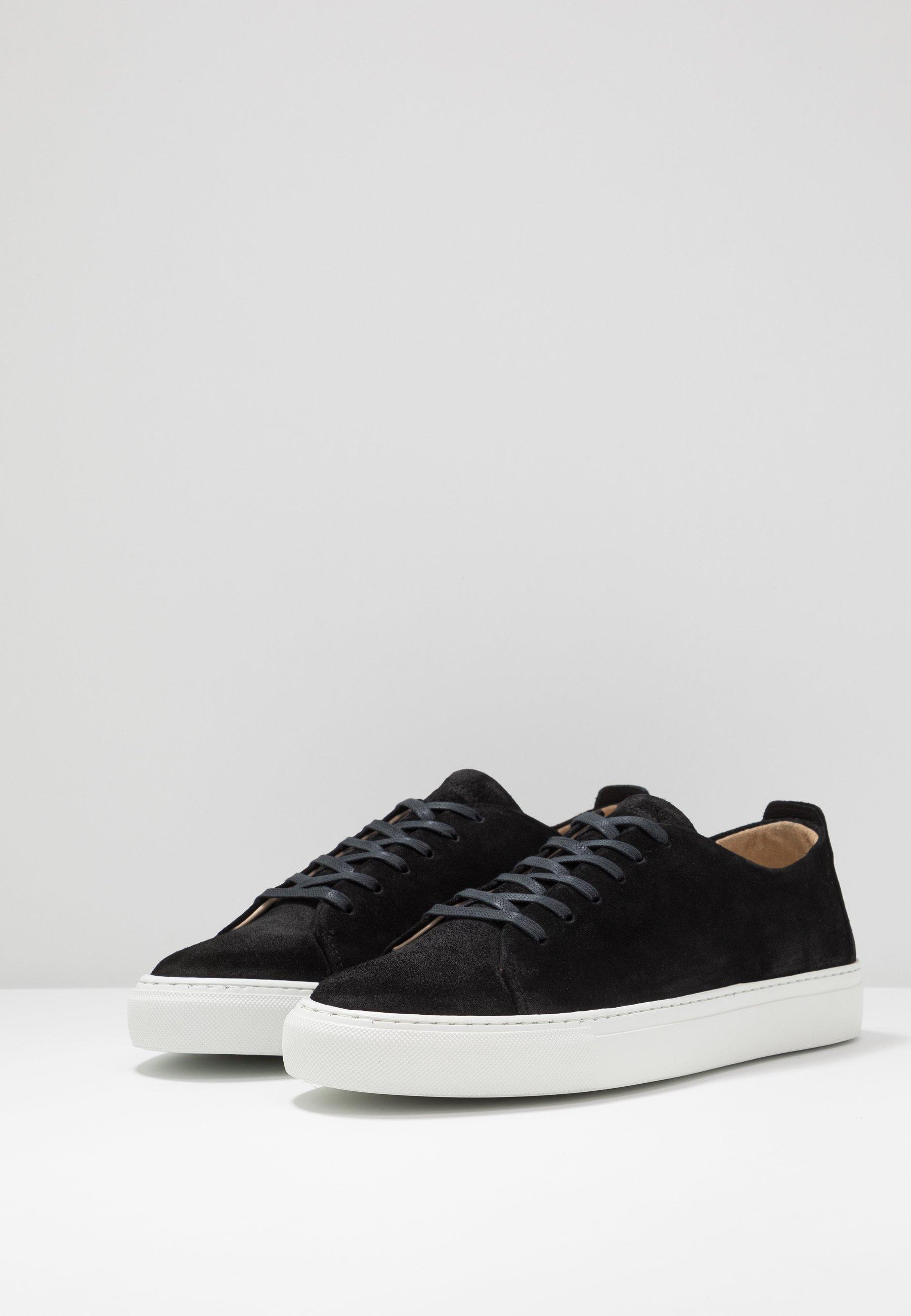 BIAAJAY LEATHER SNEAKER Sneakers black