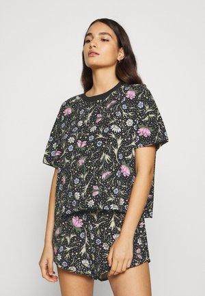 TOVA SET - Pyjamas - black