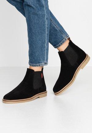 TYGA - Boots à talons - noir