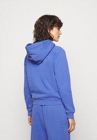 Polo Ralph Lauren - SEASONAL - Bluza z kapturem - resort blue - 2