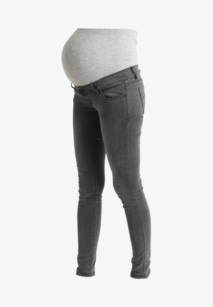 MLLOLA - Jeans Skinny - grey denim