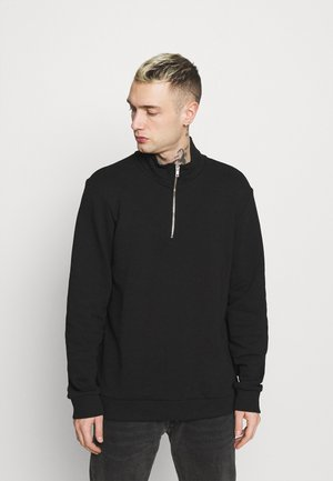 ONSCERES LIFE HALF ZIP - Sweatshirt - black