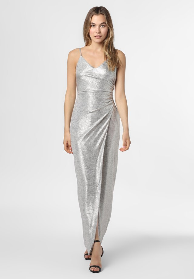 Cocktail dress / Party dress - gold silber