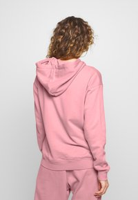 Missguided - BASIC HOODY - Mikina skapucí - pink - 2