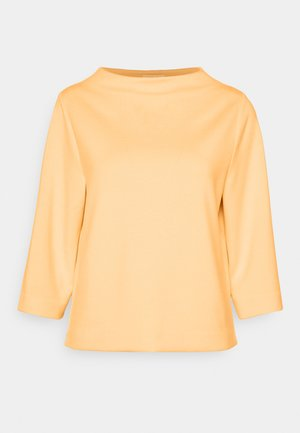 GAZU - Long sleeved top - apricot