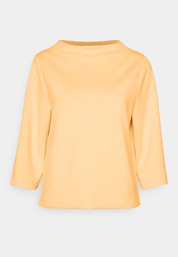 GAZU - Long sleeved top - apricot