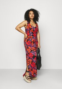 Simply Be - VEST DRESS - Maxi dress - red - 1