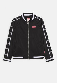Levi's® - OUTERWEAR - Zip-up hoodie - black - 0