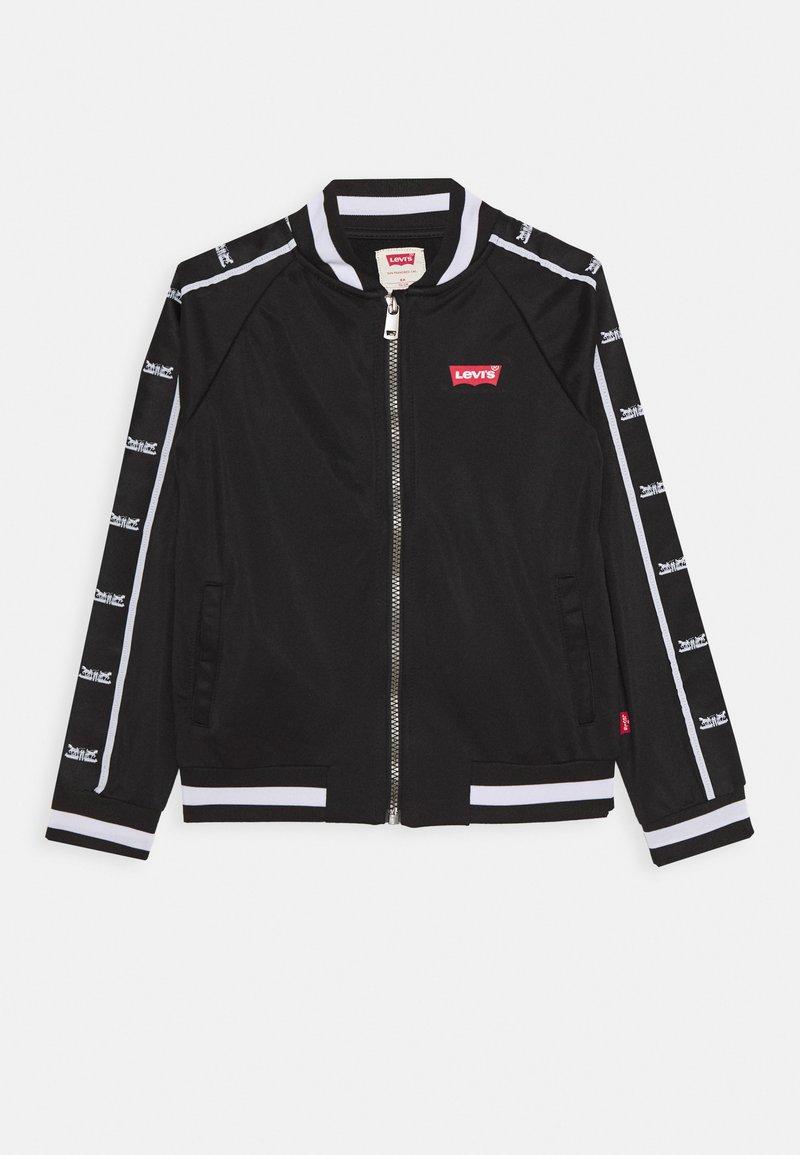 Levi's® - OUTERWEAR - Zip-up hoodie - black