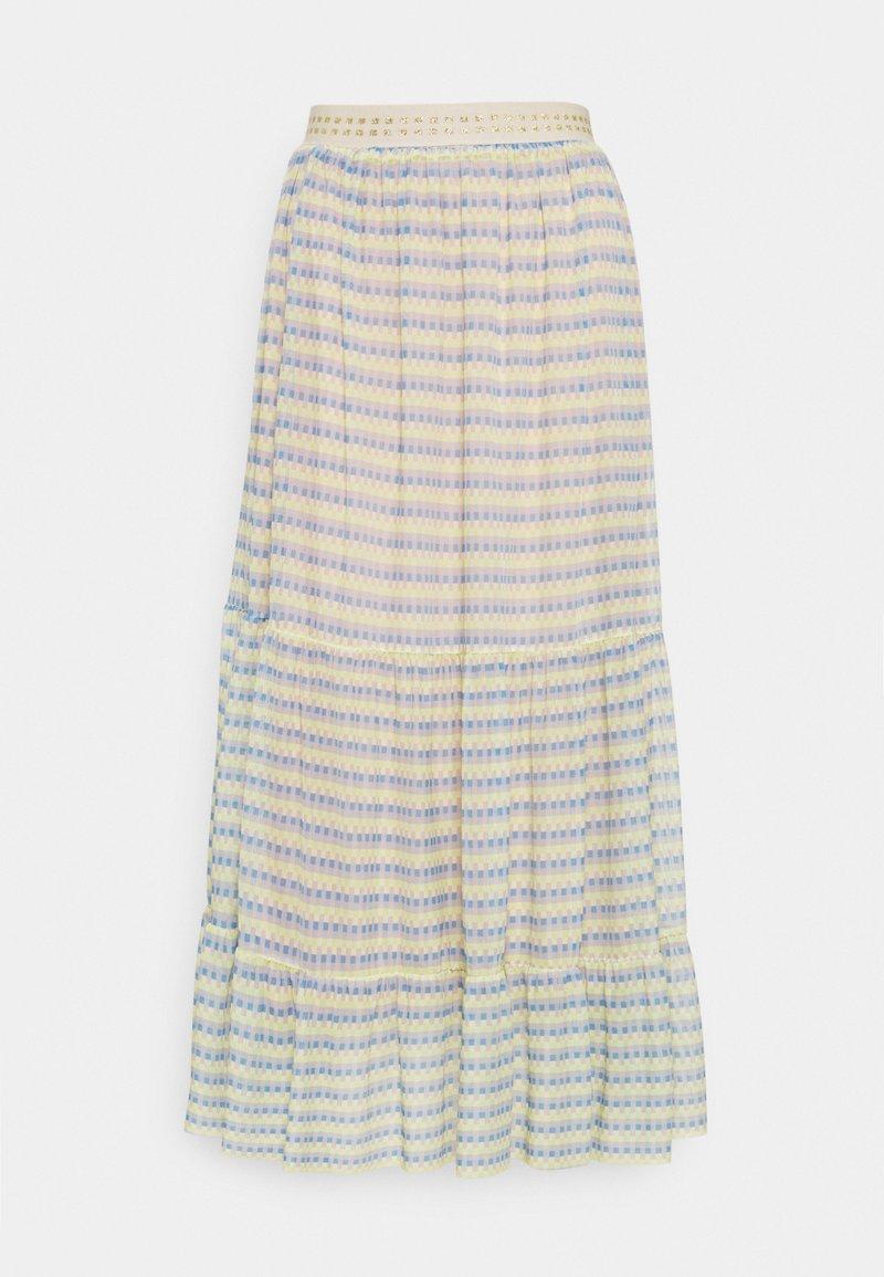 Rich & Royal - SKIRT PRINTED  - Długa spódnica - original