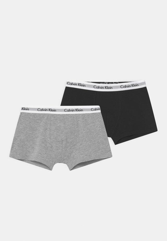 2 PACK - Culotte - grey heather/black