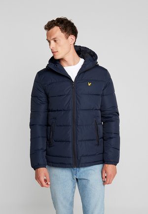 WADDED JACKET - Winterjas - dark navy