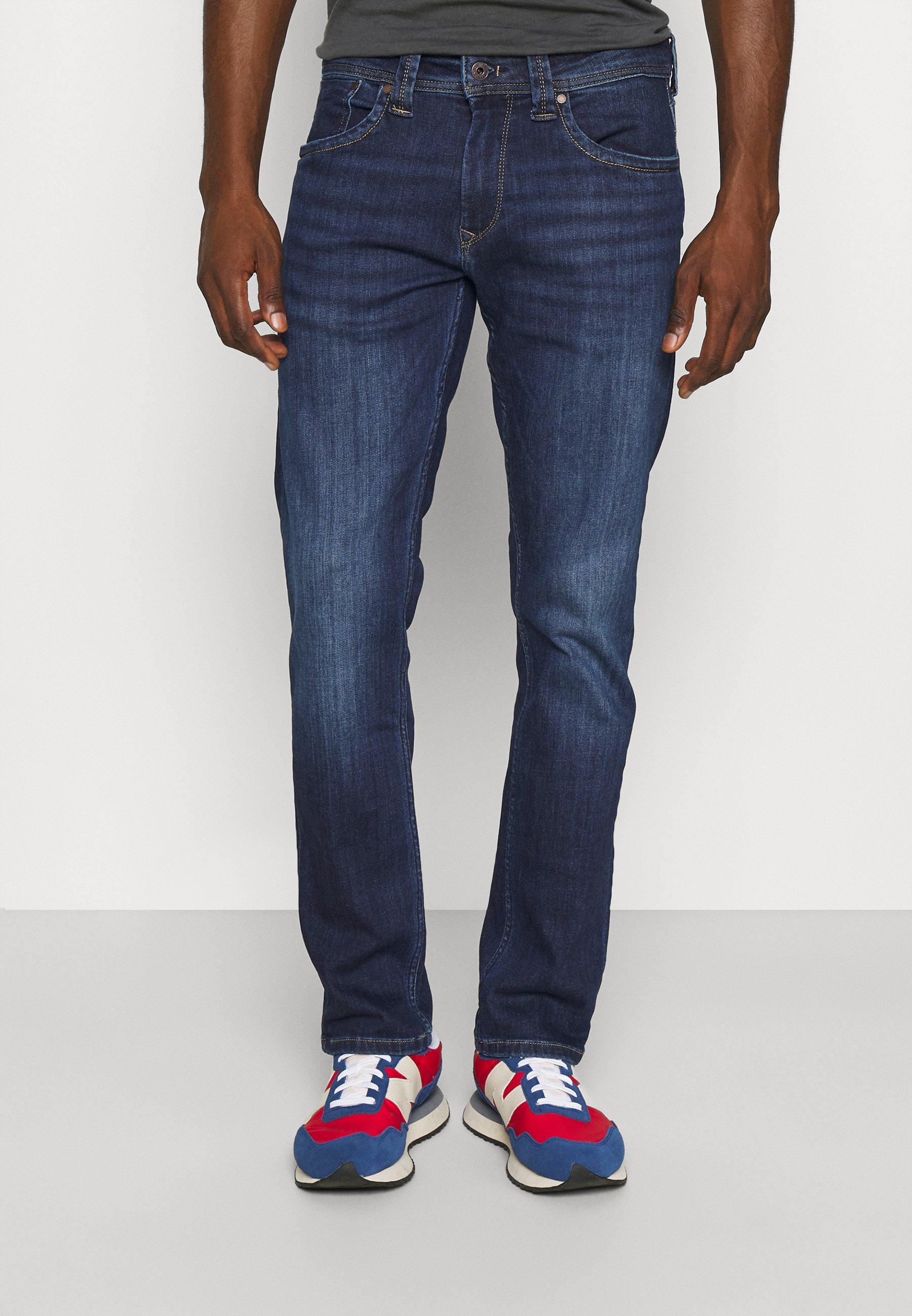 Men CASH - Straight leg jeans