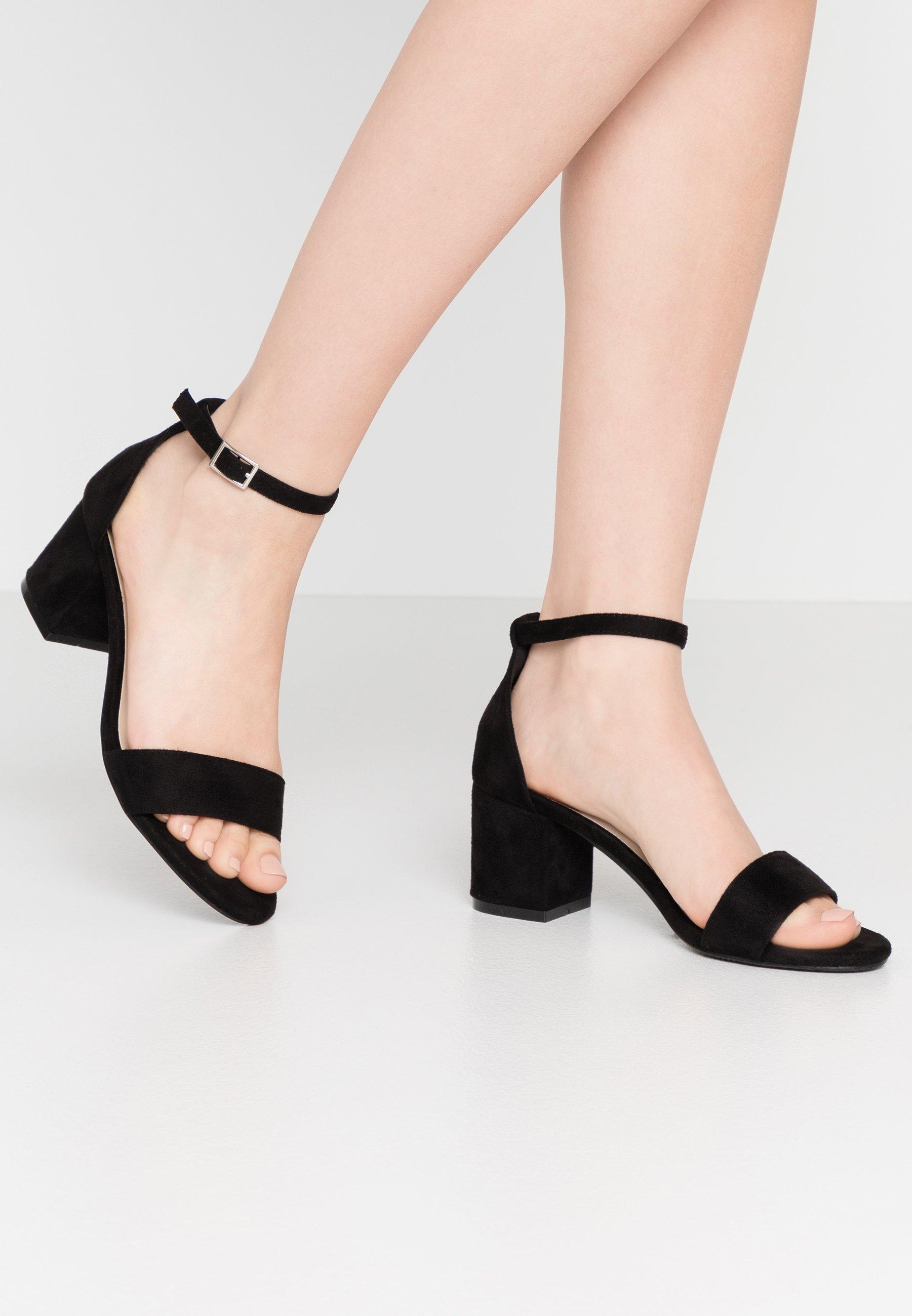 Women LOW BLOCK  - High heeled sandals