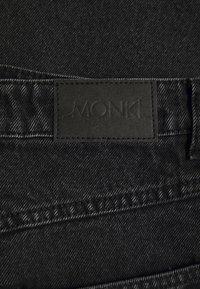 Monki - MIMMIE SKIRT - Pouzdrová sukně - black dark - 2