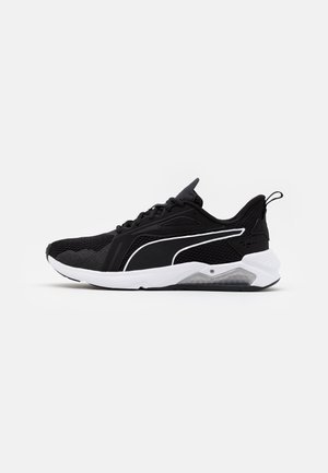 LQDCELL METHOD - Neutral running shoes - black/white