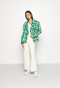 Monki - PENNY - Short coat - green - 1